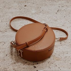 Fawn Design: The Circle Bag (Brown)